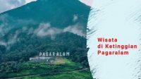 Wisata di Ketinggian Pagaralam, destinasi wisata, dempo flower sky deck