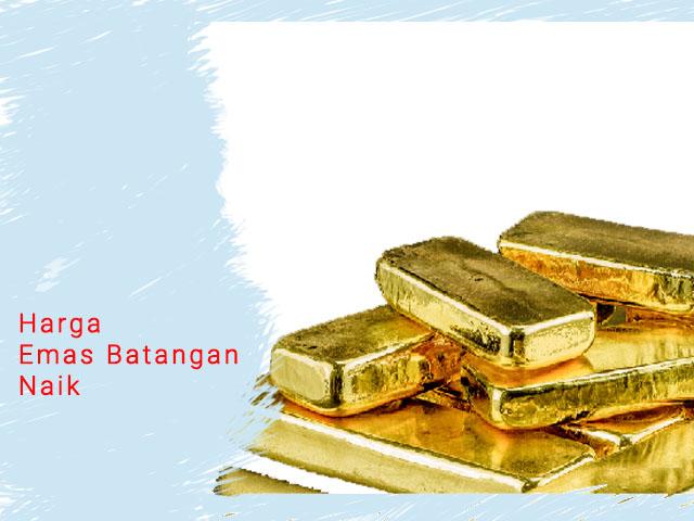 harga emas batangan, pajak pembelian emas, satuan emas terkecil