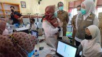 kegiatan percepatan vaksinasi, proses pembelajaran tatap muka, vaksinasi kepada peserta didik