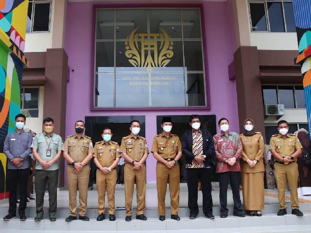 Ombudsman Republik Indonesia, mall pelayanan publik kota palembang