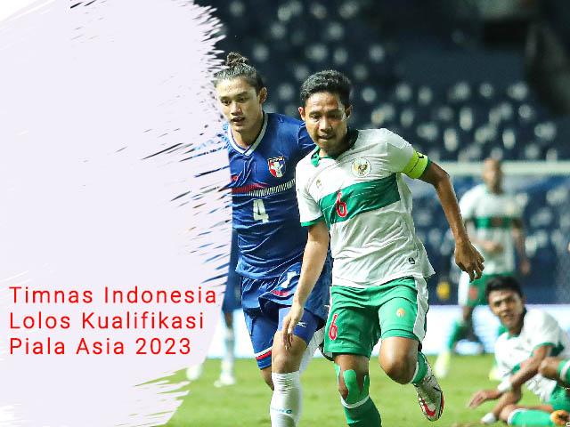 timnas indonesia, kualifikasi piala asia 2023
